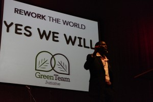 Rework the World: Yes We Will!