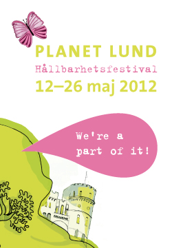 Planet Lund: We're a part of it!